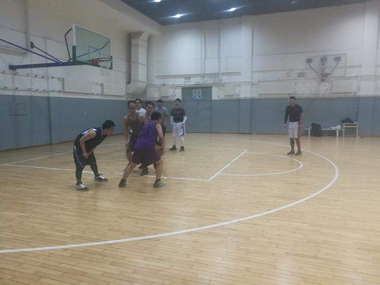 2018年4月14日篮球赛